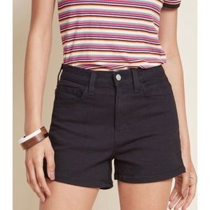 Black shorts from modcloth